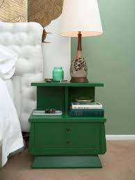 Cherry Wood Nightstands Bedroom Modern Night Stand Night Table Bedside Cherry Bedside