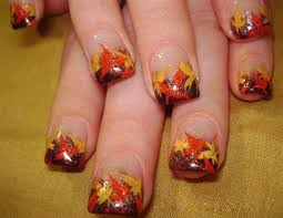 thanksgiving nail designs and this 2 thanksgiving and fall