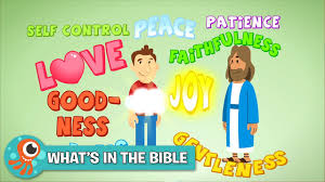 fruit of the spirit what s in the bible jellytelly