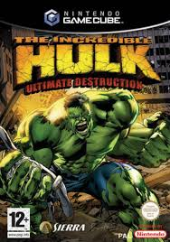 incredible hulk ultimate destruction review gcn nintendo