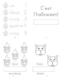 108 best french halloween images on pinterest teaching french