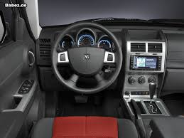 dodge nitro history of model photo gallery and list of modifications
