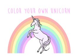 diy rainbow unicorn party u2013 honeycutt