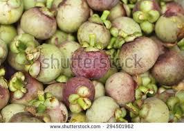 sending fruit fresh mangoteen fruit thailand stock photo 574567978