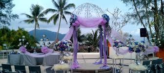 wedding backdrop penang weddings at rock hotel penang penang hotel