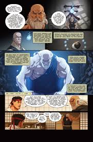 street fighter unlimited issue 4 read street fighter unlimited