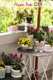 Painting Garden Pots Ideas 10 Ways To Decorate Your Flower Pots