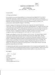 Recommendation Letter Sample For Student Elementary Recommendation Letter For Foster Parent Recommendation Letter