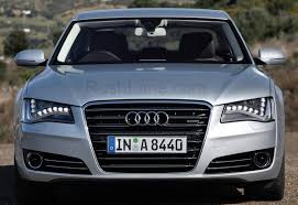 audi rs price in india luxurious audi a8 diesel car launched at a price of rs 1 crores in