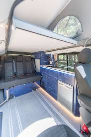 Conversion Van Interiors Mercedes Benz Camper Van Oregon Keystone Coach Works