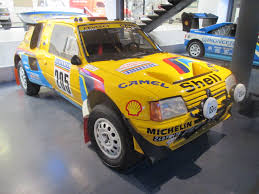 peugeot turbo 2016 file peugeot 205 turbo 16 dakar 05 jpg wikimedia commons