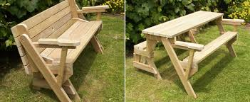 folding table with bench creative of folding bench picnic table with folding picnic table diy