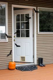 spooky outdoor halloween decor ideas blissfully domestic