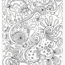 free printable abstract coloring pages for image 48