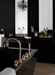 Gray And Black Bathroom Ideas by Best 25 Gold Bathroom Ideas On Pinterest Herringbone Grey And