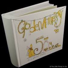 50th anniversary photo album 50th wedding anniversary party party ideas