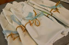cheap wedding napkins the quilt barn handmade wedding napkin rings and a tutorial