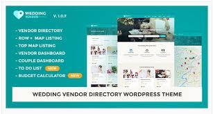 wedding vendor websites best 45 outstanding wedding dj templates