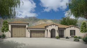 agave with rv garage plan 5551 estates at the meadows maracay homes