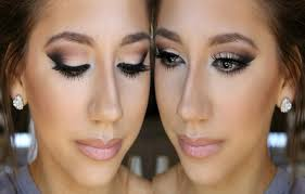 black dress makeup ideas prom makeup 2014 neutrals for any color
