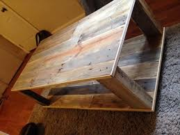 gorgeous wood pallet coffee table on pallet coffee table diy