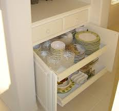 Pull Out Cabinet Shelves by Appliance Garages Pull Out Shelves Help Organize Kitchen U2013 Las
