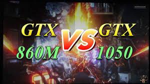 pubg 860m nvidia gtx 860m vs gtx 1050 laptop theje s catalog youtube