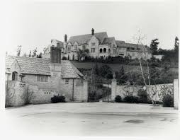 Beverly Hills Mansion Floor Plans History Of Greystone