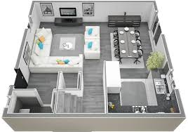 Plan Maison Loft Plan De Loft Plain Pied