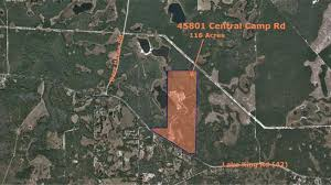 Map Of Deland Florida by 45801 Central Camp Rd Land 45801 Central Camp Rd Deland Fl