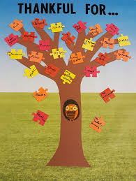 thanksgiving symbol thanksgiving puzzle tree craft for the classroom s u0026s blog