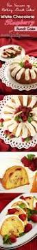 nothing bundt cakes u0027 white chocolate raspberry cake perfect for