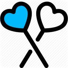 heart lollipop heart lollipop relationship icon icon search engine