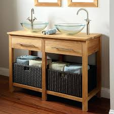 Bathroom Counter Shelves sink cabinets for small bathroom u2013 achatbricolage com