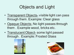 Visible Light Examples Light Ppt Video Online Download