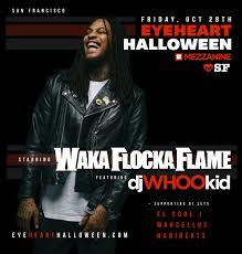 spirit halloween syracuse ny eye heart halloween with waka flocka at mezzanine tickets fri