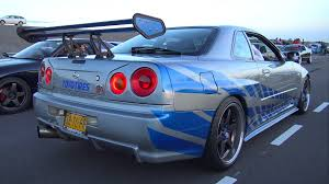 paul walkers nissan skyline drawing 16 nissan skyline gtr r34 images group
