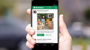 android app to nextdoor launches android app for neighborhood users