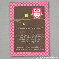 pink owl baby shower invitations look whoo owl baby shower invitation 12 00 via etsy