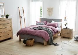light grey upholstered bed panama upholstered bed frame light grey bedroom furniture forty