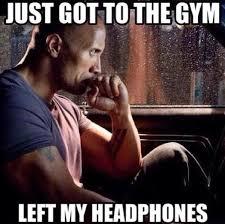 funny memes left my headphones funny memes