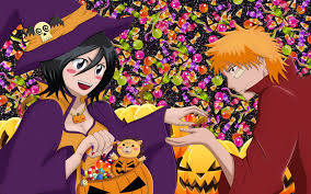 halloween chibi background anime halloween bleach images wallpaper important wallpapers