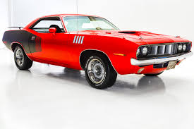 New Muscle Cars - 1971 plymouth cuda big block 383 new paint winter clearance sale