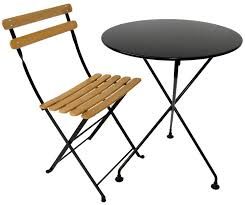 Large Bistro Table Chair And Table Design French Bistro Table And Chairs The Classy