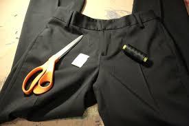 the diy tailor how to hem dress pants like a pro man made diy