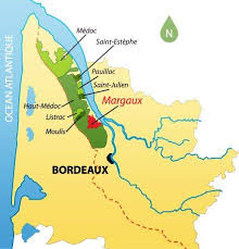 map of bordeaux maps of bordeaux wine producers appellations chateaux