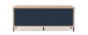 bas GABIN 122 cm de Hart´ bleu gris