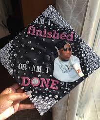 Cap Decorations For Graduation 17 Class Of 2016 Grad Caps That Kept It Real Blavity