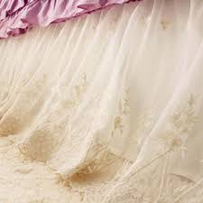 Wrap Around Bed Skirts Bed Skirts King Tailored Bedskirt Linenweave Hemstitch King