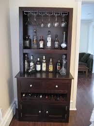 Small Corner Bar Cabinet Living Room Corner Bar Cabinet Inspirations With Bars